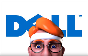 dell 3d animation tv commercial sacramento